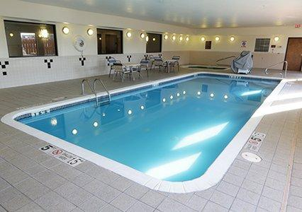 Indoor Heated Pool 12 of 16