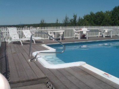 Our Beautiful Outdoor Heated Pool! 4 of 7