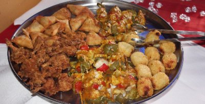 Ethiopian Dish Prepared By Our Chefs 9 of 13