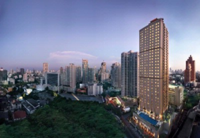 Marriott Executive Apartments Sukhumvit Park Bkk