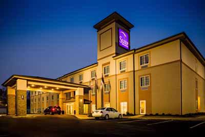 Sleep Inn & Suites 1 of 12