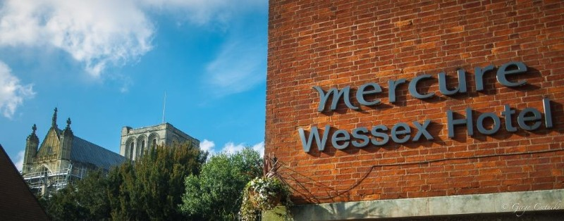 Mercure Winchester Wessex Hotel 1 of 18
