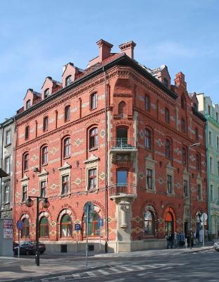 red brick apartments krak w kurniki 3 31156