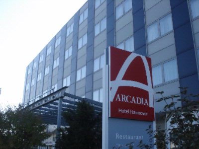 Arcadia Hotel Hannover 1 of 6