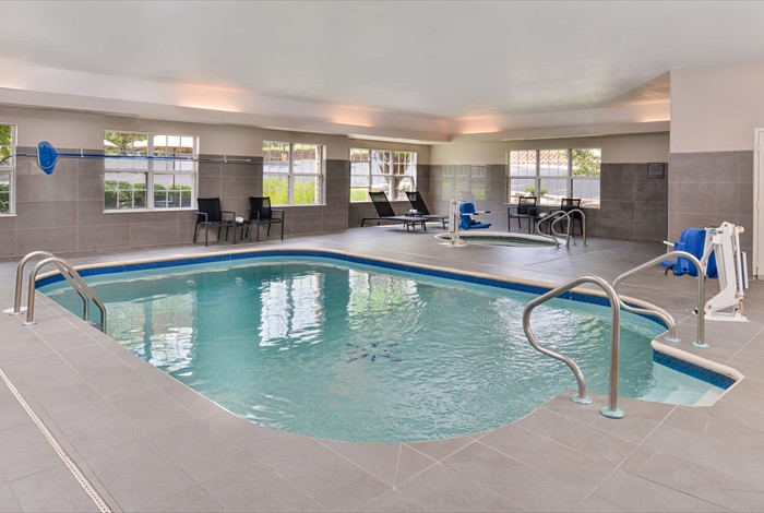 Indoor Pool And Whirlpool 7 of 23