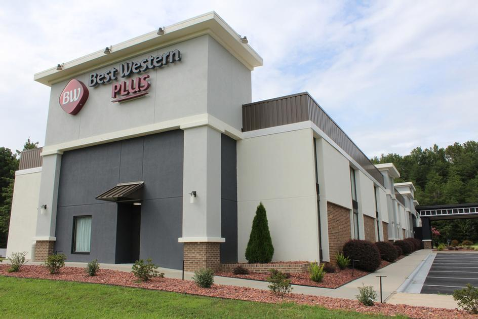 Image of Best Western Yadkin Valley Inn & Suites