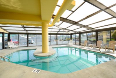 Small Heated Indoor Pool 4 of 24