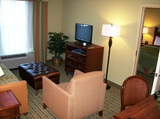 Feel Right At Home In Our Spacious Fully-Equipped Suites 5 of 8
