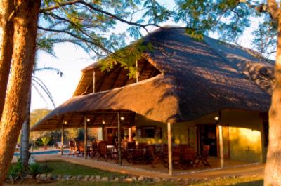 Kubu Safari Lodge Guernsey Private Game Reserve 1 of 10