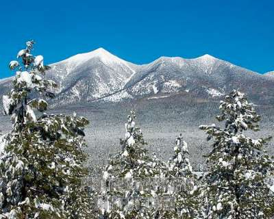 Arizona\'s Largest Snow Mountain Is Located In Flagstaff 11 of 11
