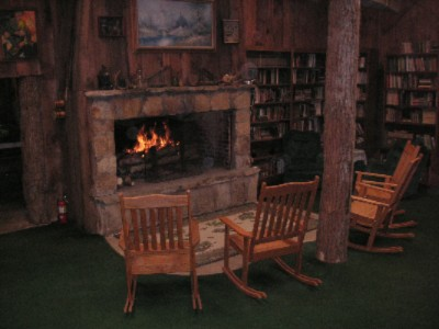 Fort -Fireplace & Reception/library Area 7 of 18