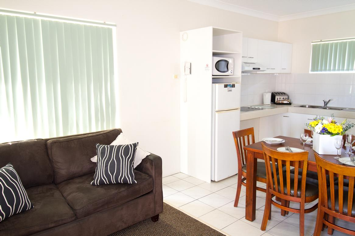 Matthew Flinders -Apartment Kitchen 15 of 24