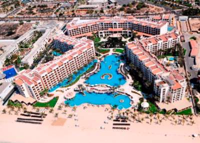 Barcelo Los Cabos Palace Deluxe All Inclusive 1 of 24