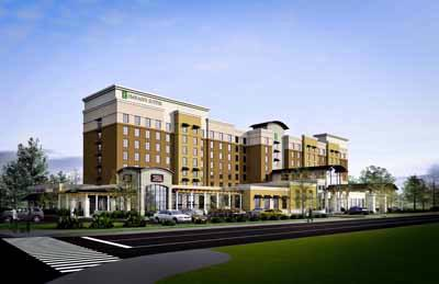 Embassy Suites Chattanooga / Hamilton Place