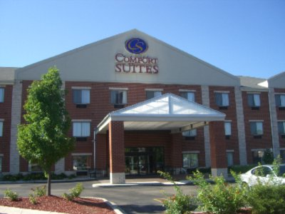 Comfort Suites Southfield 1 of 14