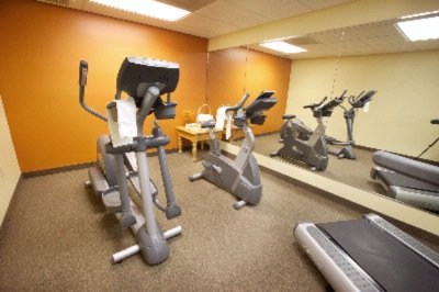 On-Site Fitness Center Available 24 Hrs Daily 12 of 12