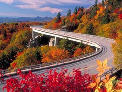 Blue Ridge Parkway In The Fall 24 of 26