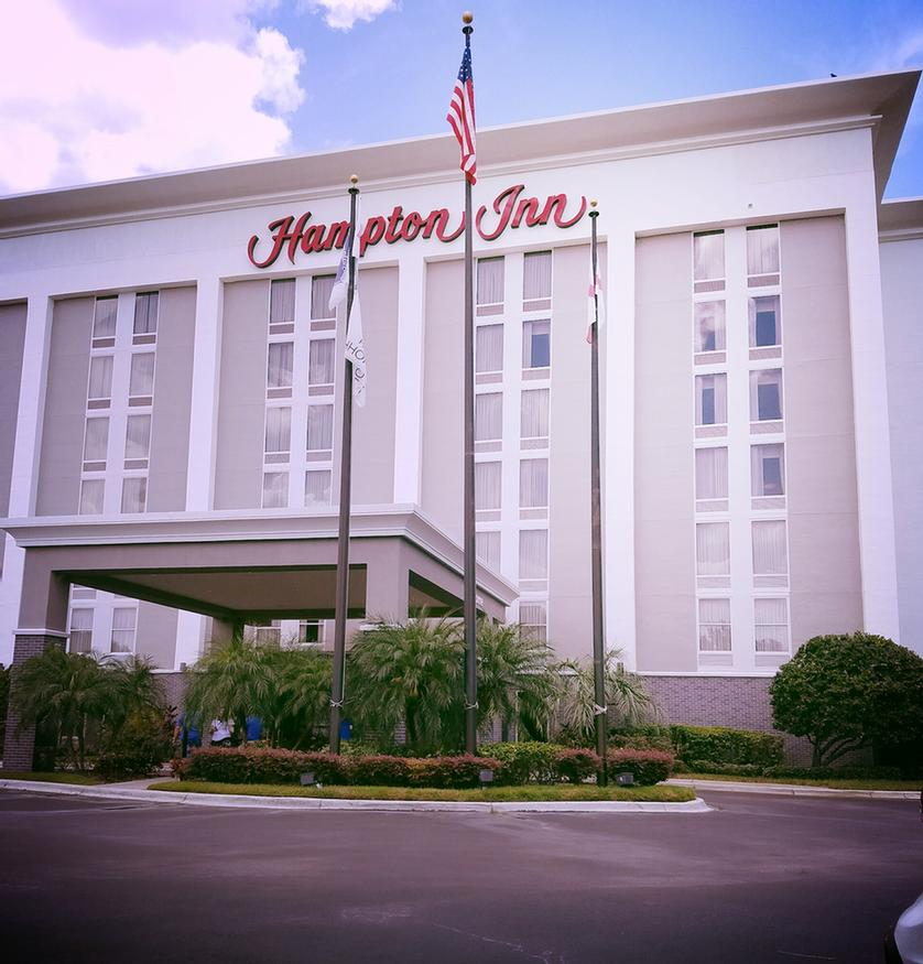 Hampton Inn Orlando International Airport 1 of 11