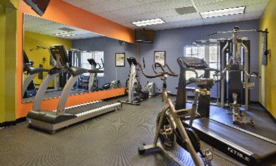 Our Fitness Room Is Ready For You. 6 of 11