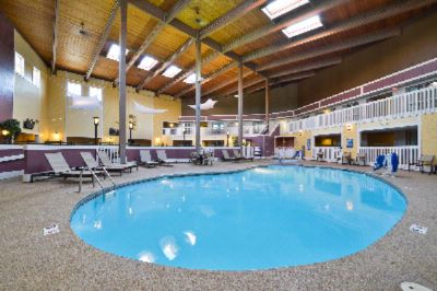Our Atrium Area Is Perfect For Relaxing Or A Swim. 9 of 11