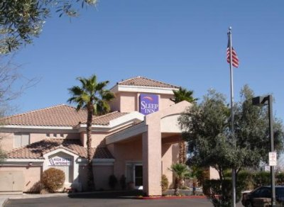 Sleep Inn Phoenix North I 17 1 of 11