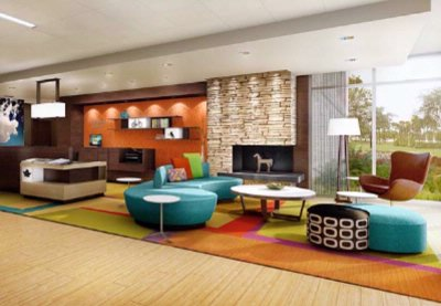 Towanda Fairfield Inn & Suites 1 of 8