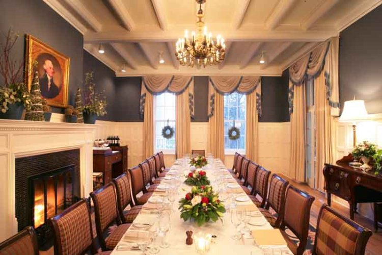 Colonel Langdon\'s Boardroom And Private Dining Room 9 of 11