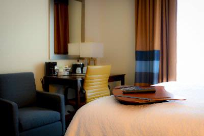Partial View Of Guest Room. All With Hilton Bedding & Lap-Desk 12 of 12