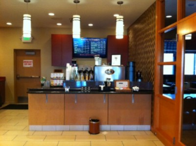 Espresso Stand Featuring Starbucks Coffee 7 of 18