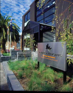 Image of Albert Heights Apartments