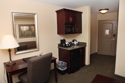 Our Suites Have A Small Kitchen Like Area 10 of 10