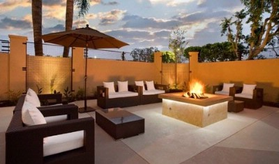 Poolside Firepits 5 of 18