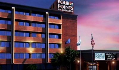 Four Points by Sheraton Kansas City Sports Complex 1 of 18