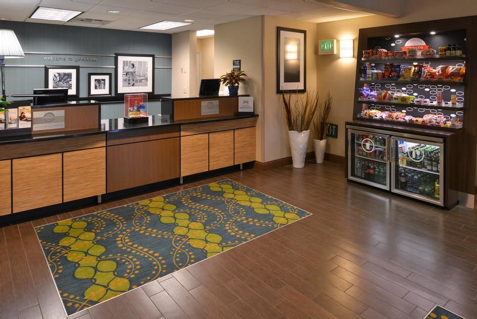 Image of Hampton Inn Portland East