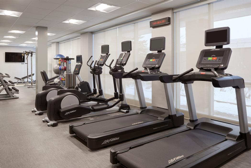 24-Hour Fitness Centre 17 of 19