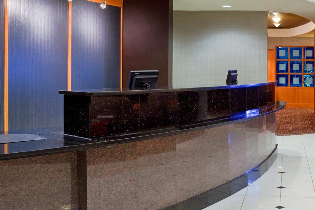 Front Desk Lobby 3 of 19