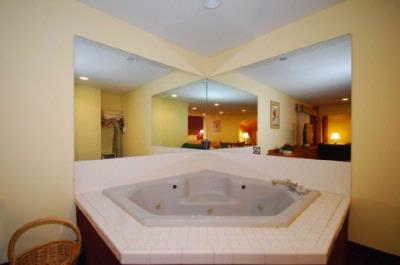 Jacuzzi Suite 7 of 11