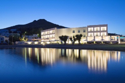 Patmos Aktis Suites & Spa 1 of 31