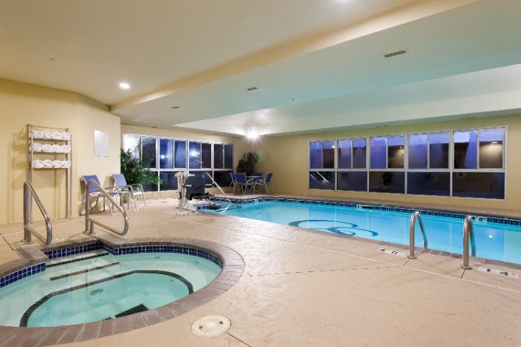 Indoor Pool With Spa 8 of 10