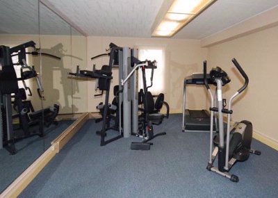 Fitness Room Open Daily 5 of 6