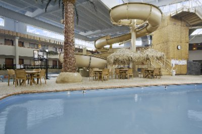 Lap Pool In Water Park 10 of 21