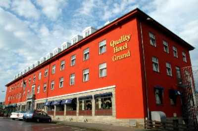 Quality Hotel Grand Kristiansund 1 of 9