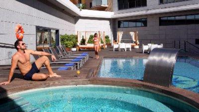 HOTEL SB ICARIA BARCELONA Barcelona Avenida Icaria 195 08005