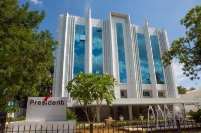 Clarion Hotel Chennai 25 Dr Radhakrishnan Salai 600004