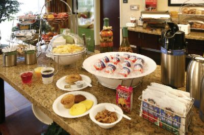 Hot Breakfast Buffet 7 of 22