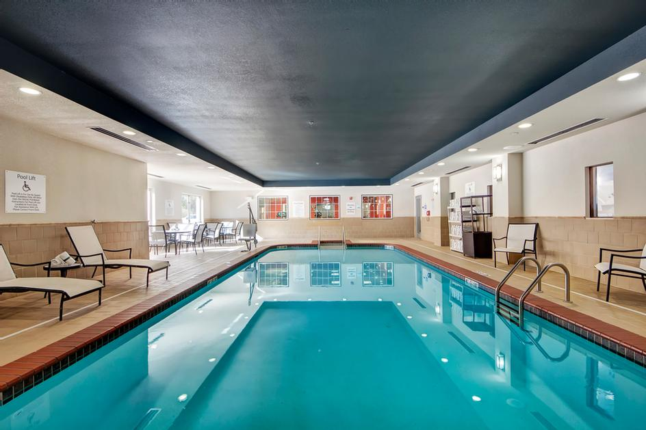 Indoor Heated Pool 10 of 17