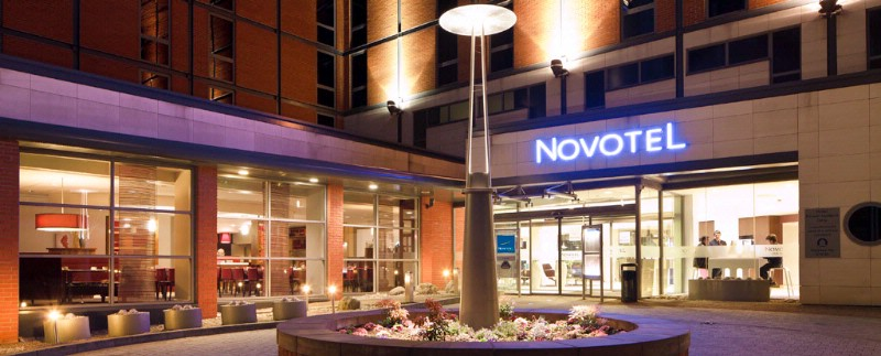 Novotel Leeds City Centre 1 of 7