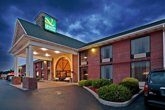 Quality Inn & Suites Somerset Ky 1 of 9