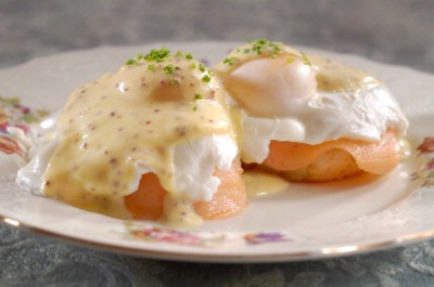 Our Famous Eggs Benedict 9 of 10