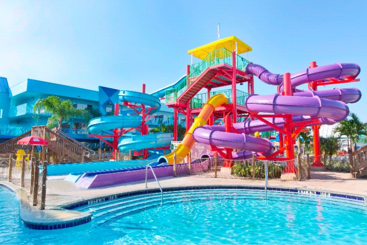 Flamingo Waterpark Resort Kissimmee Fl 2261 East Irlo Bronson Memorial Highway 34744